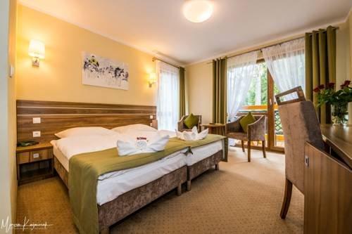 Hotel Na Skarpie - фото 48