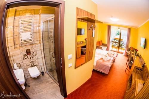Hotel Na Skarpie - фото 1