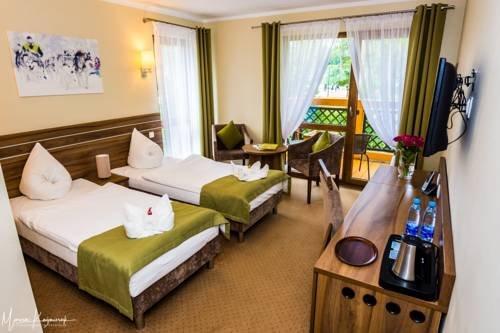 Hotel Na Skarpie - фото 10