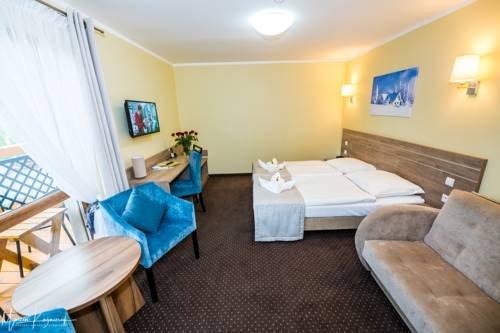 Hotel Na Skarpie - фото 6