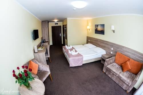Hotel Na Skarpie - фото 7
