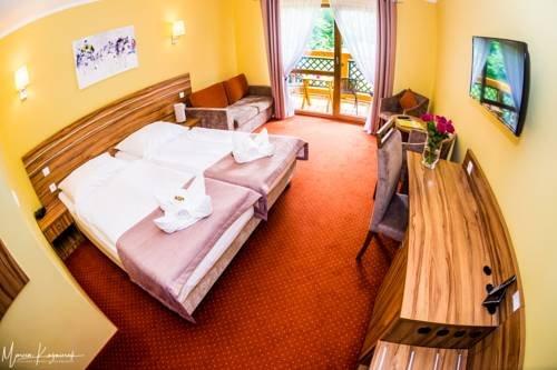 Hotel Na Skarpie - фото 8