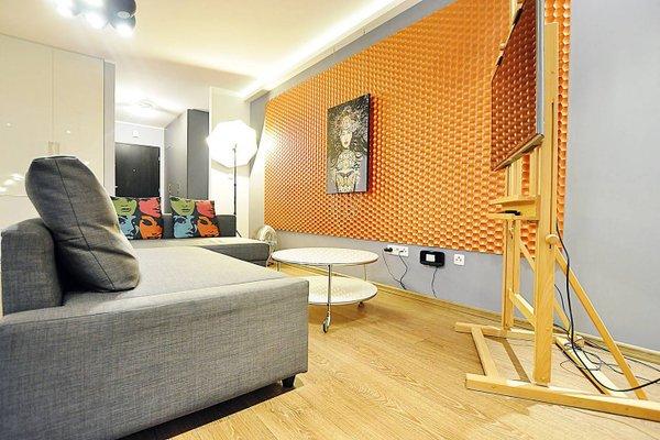Designomania Apartments - Nadwislanska 11 - фото 11