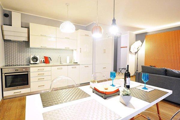 Designomania Apartments - Nadwislanska 11 - фото 12