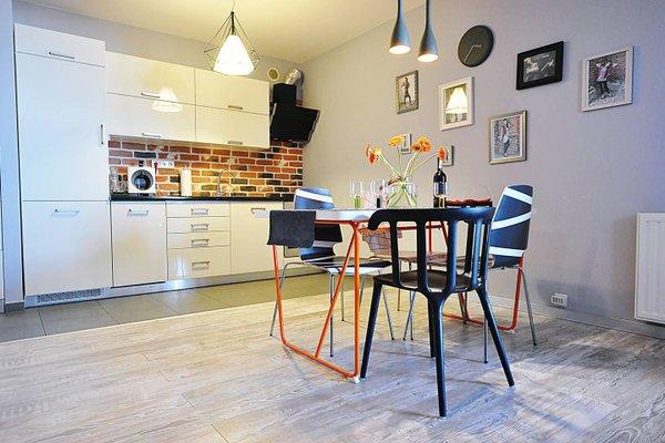 Designomania Apartments - Nadwislanska 11 - фото 13