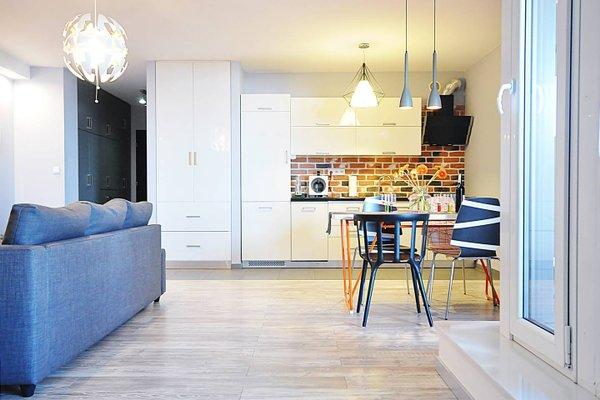 Designomania Apartments - Nadwislanska 11 - фото 14