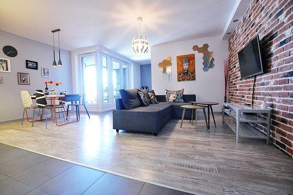 Designomania Apartments - Nadwislanska 11 - фото 16
