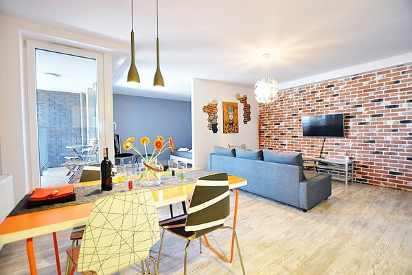 Designomania Apartments - Nadwislanska 11 - фото 17