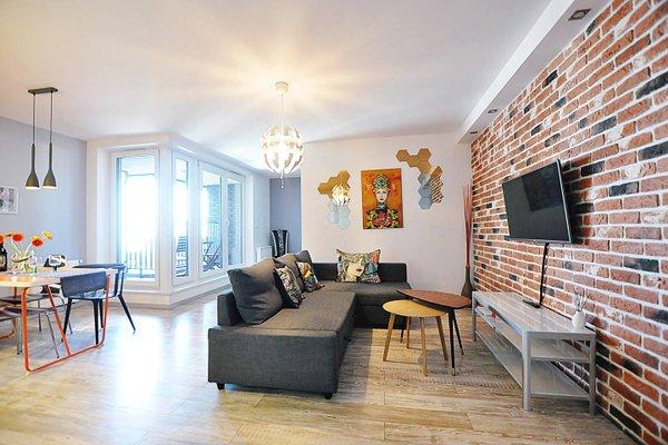 Designomania Apartments - Nadwislanska 11 - фото 5