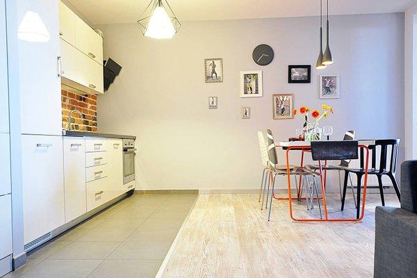 Designomania Apartments - Nadwislanska 11 - фото 8