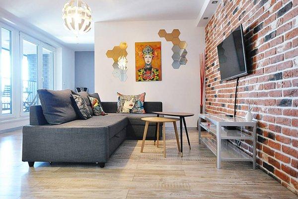 Designomania Apartments - Nadwislanska 11 - фото 9