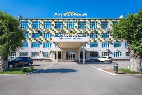 Гостиничный комплекс Арт-Волжский - фото 22