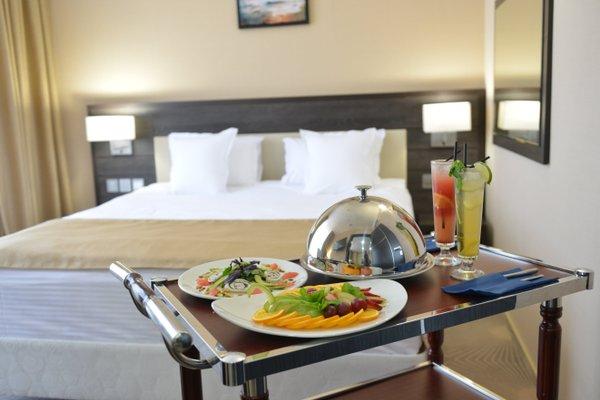 Отель AQUAMARINE Hotel & Spa - фото 1