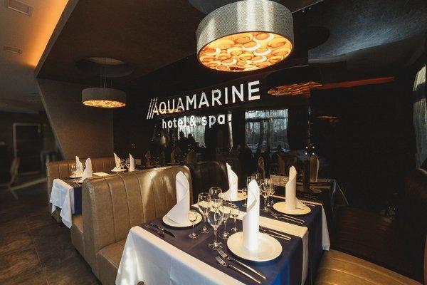 Отель AQUAMARINE Hotel & Spa - фото 16