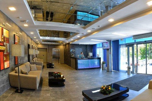Отель AQUAMARINE Hotel & Spa - фото 20