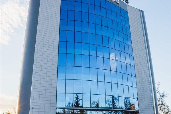 Отель AQUAMARINE Hotel & Spa - фото 23