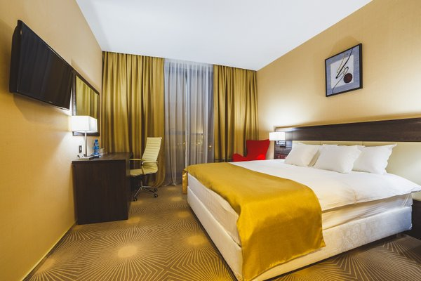 Отель AQUAMARINE Hotel & Spa - фото 4