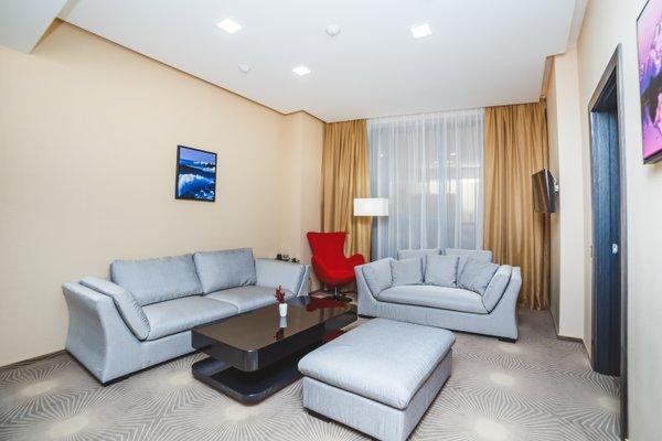 Отель AQUAMARINE Hotel & Spa - фото 6
