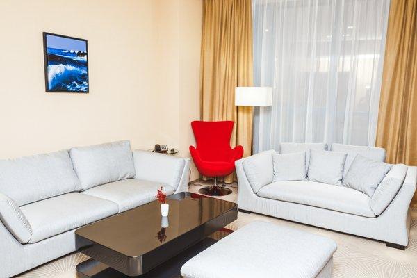 Отель AQUAMARINE Hotel & Spa - фото 7
