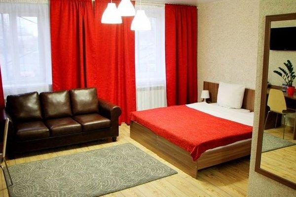 Отель Matreshka - фото 1