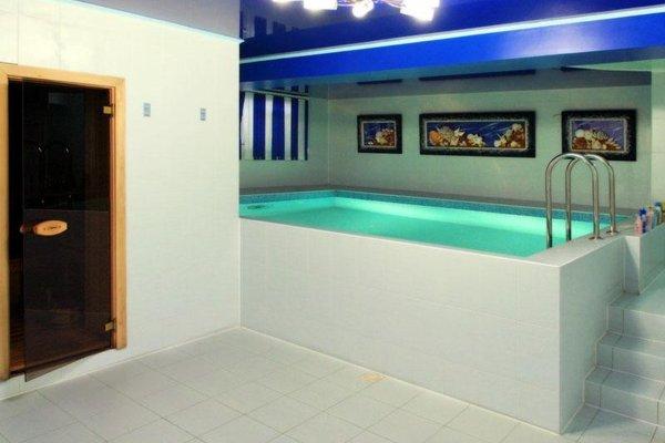 Отель Изидор - фото 10