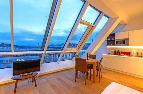 Wienwert Apartments Getreidemarkt - фото 16