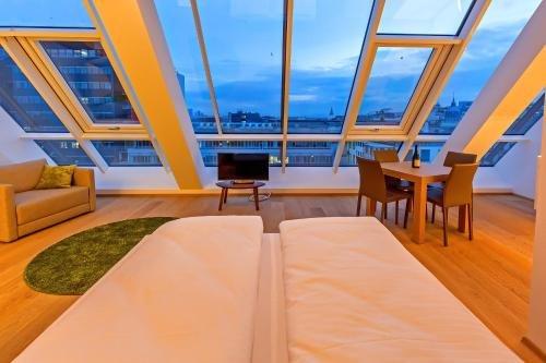 Wienwert Apartments Getreidemarkt - фото 17