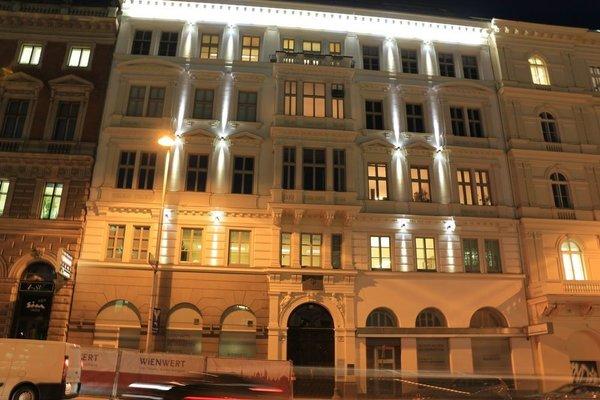 Wienwert Apartments Getreidemarkt - фото 22