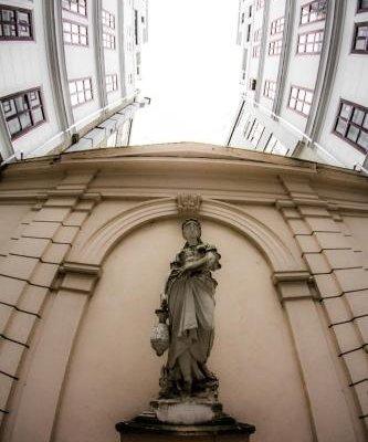 Wienwert Apartments Getreidemarkt - фото 23