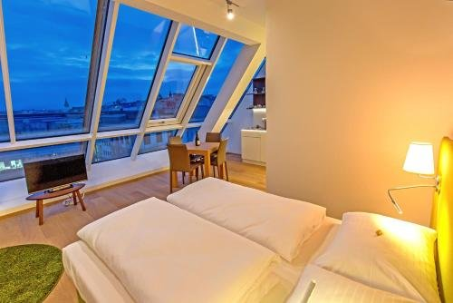 Wienwert Apartments Getreidemarkt - фото 7