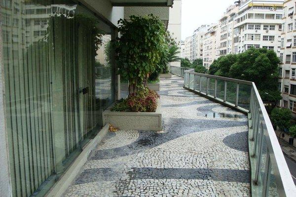 Apartamento Copacabana Barata Ribeiro - фото 18