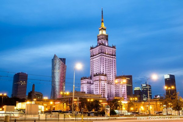 Goodnight Warsaw Apartments Wilcza 26A - фото 21