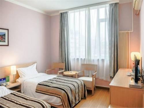 Beijing GOTO Modern Hotel - Qianmen - фото 4