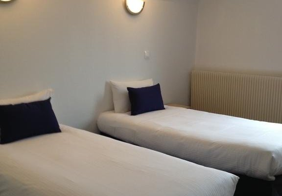 Гостиница «Budget Inn Barbizon-Fontainebleau», Барбизон