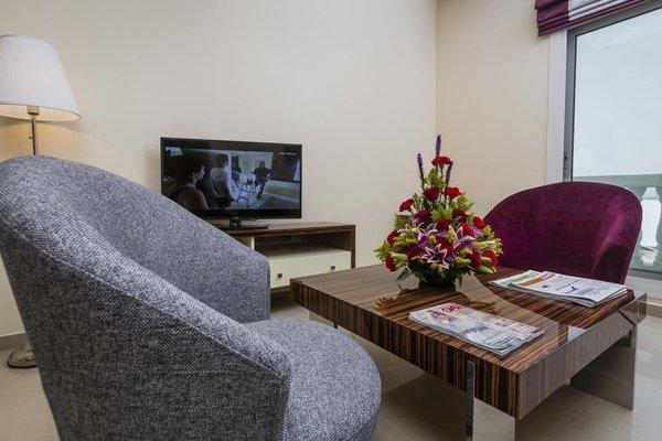 The View Al Barsha Hotel Apartments - фото 10