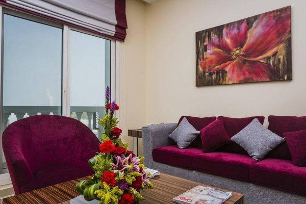 The View Al Barsha Hotel Apartments - фото 7