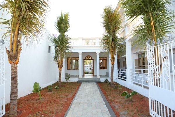 Отель «Mamalla Bhavan - Mahabalipuram», Мамаллапурам