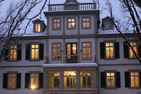 Hotel Villa Victoria - фото 15