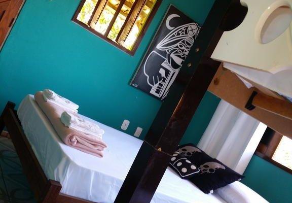 Di Pipa Praia Hostel - фото 13