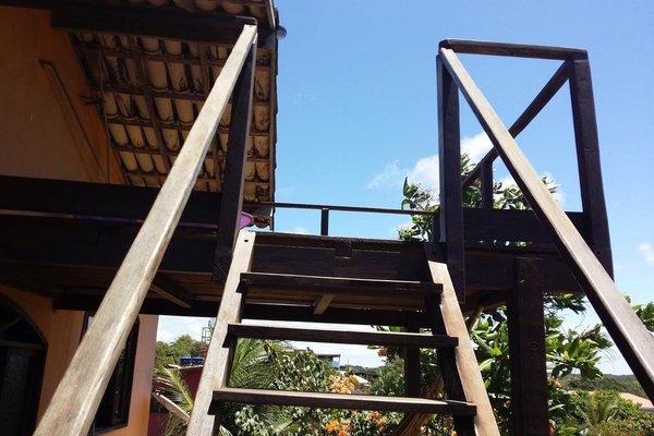 Di Pipa Praia Hostel - фото 22