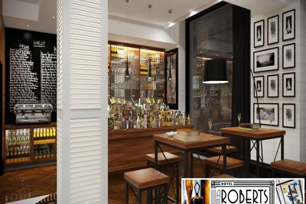 Hotel Lilla Roberts - фото 11