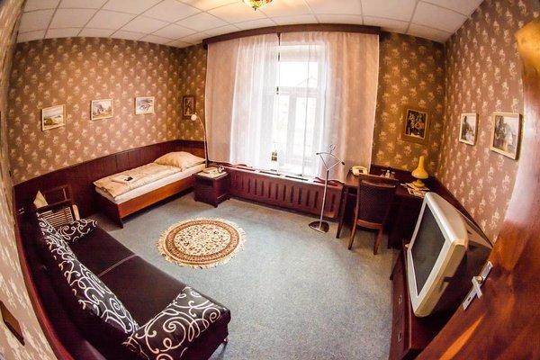 Hotel Pansky Dum Zamberk - фото 1
