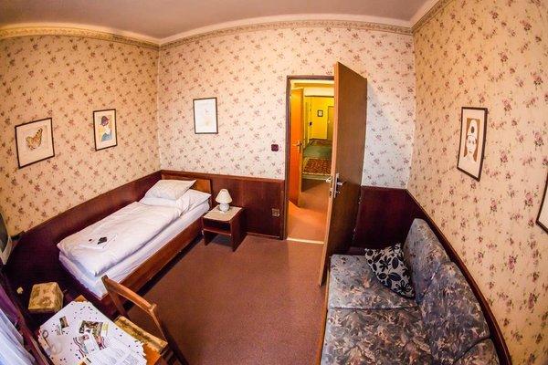 Hotel Pansky Dum Zamberk - фото 11