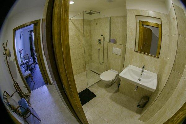 Hotel Pansky Dum Zamberk - фото 14