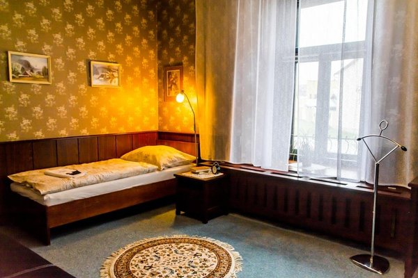 Hotel Pansky Dum Zamberk - фото 3