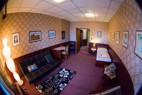 Hotel Pansky Dum Zamberk - фото 7