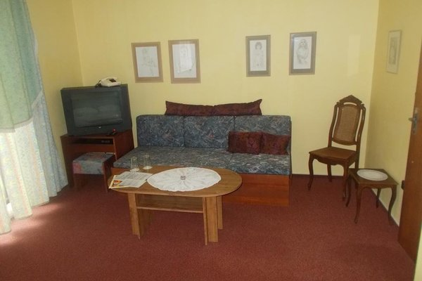 Hotel Pansky Dum Zamberk - фото 8