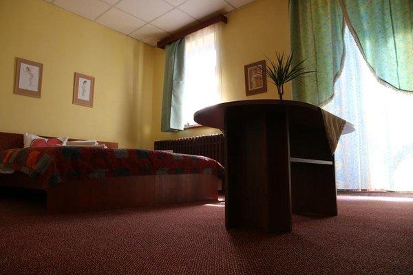 Hotel Pansky Dum Zamberk - фото 9