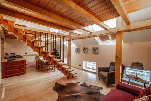 Olives Ruterra Loft with Sauna - фото 6