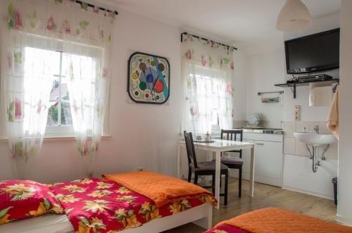 Tasca im Feui Apartments - фото 11